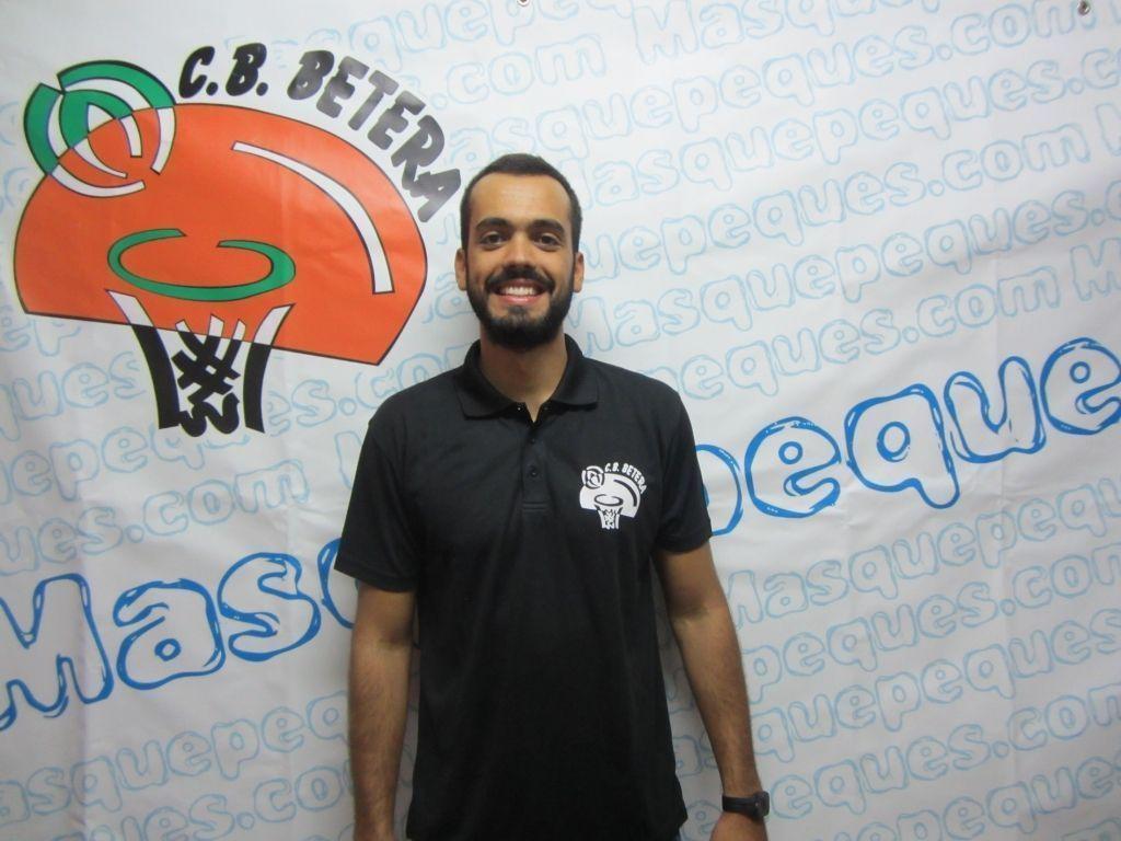 Ignacio Palmero. Coordinador Deportivo y Preparador Físico. Monitor Alevín A
